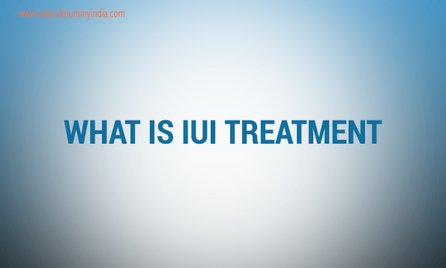 IUI- Intrauterine Insemination and ART